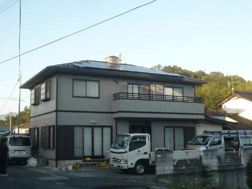 岡山県 I様邸 発電所