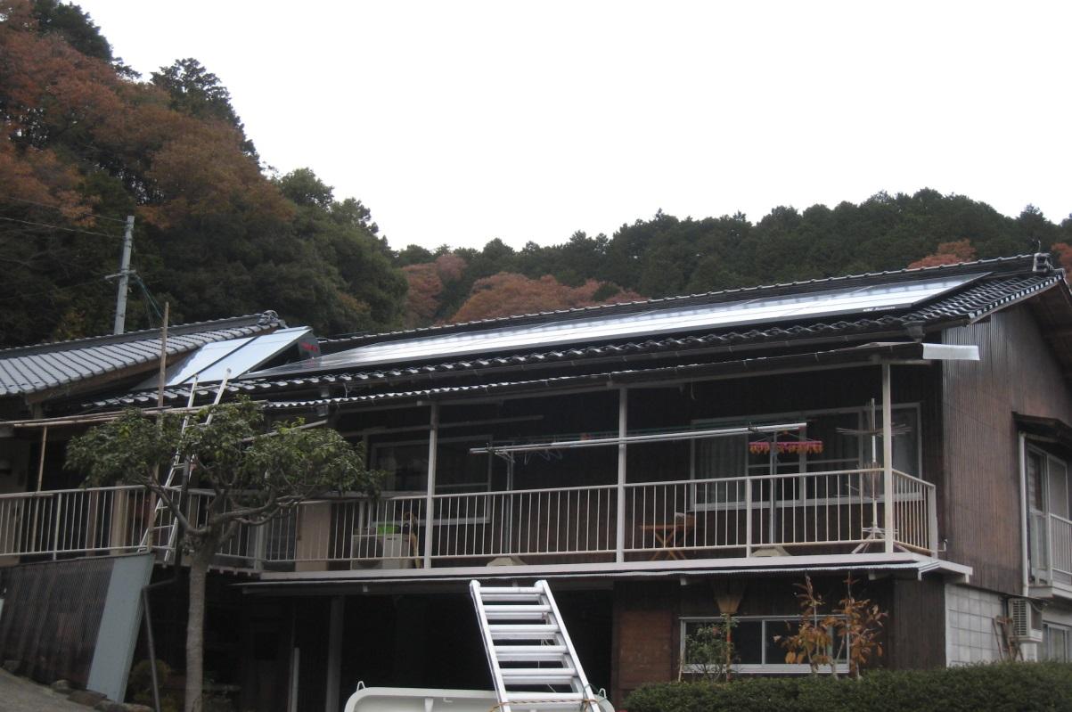 岡山県 A様邸 発電所