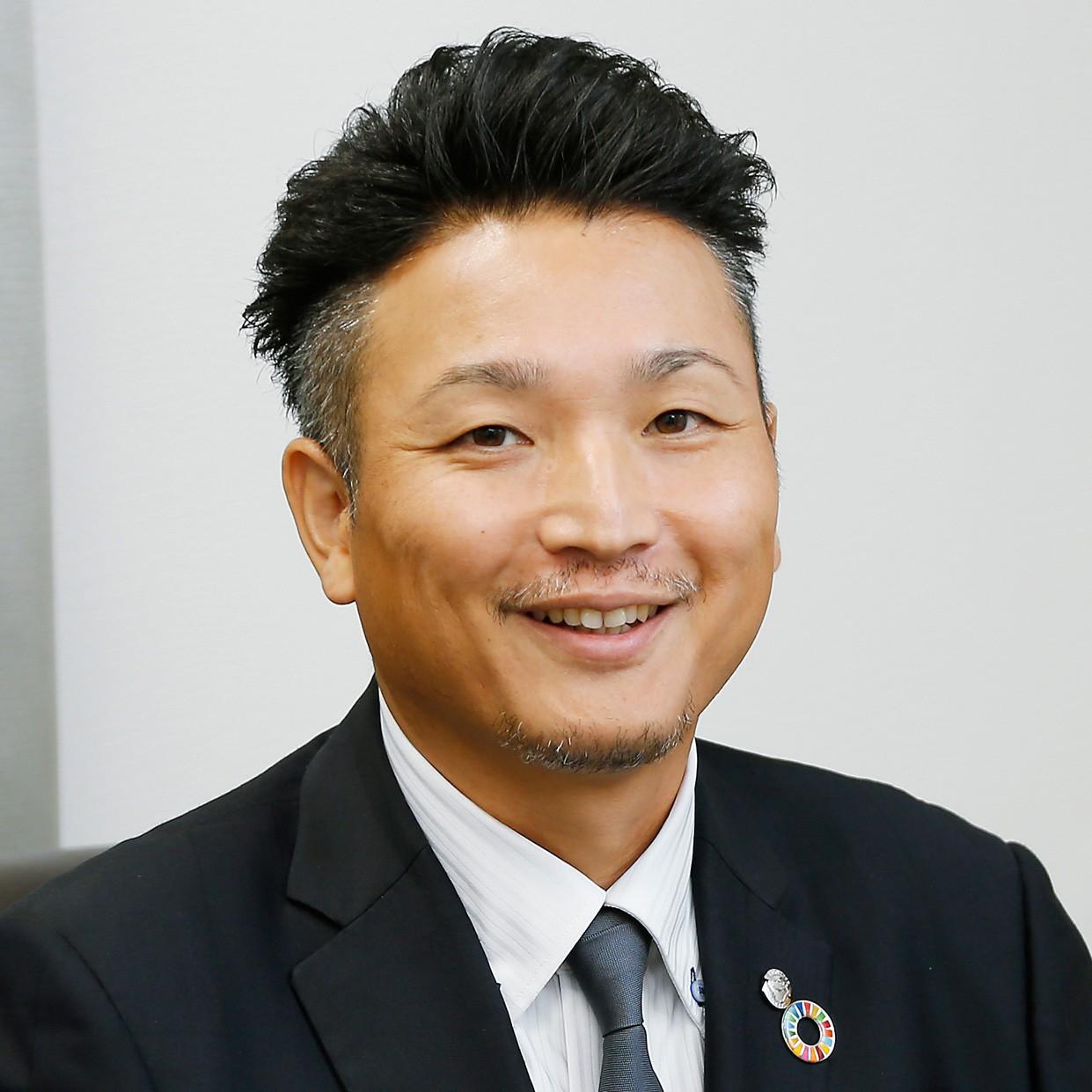 代表取締役 嶋田昌浩