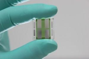 有機薄膜太陽電池